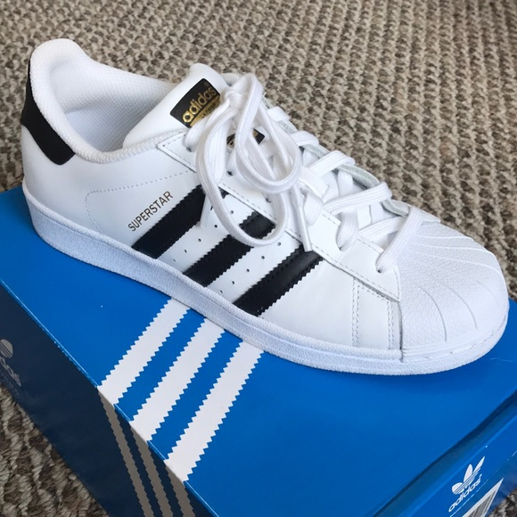 le adidas originali dimensioni 55 donne 7 poshmark superstar.